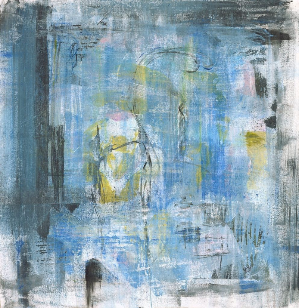 Blue Lagoon - Roxanne Fulkerson