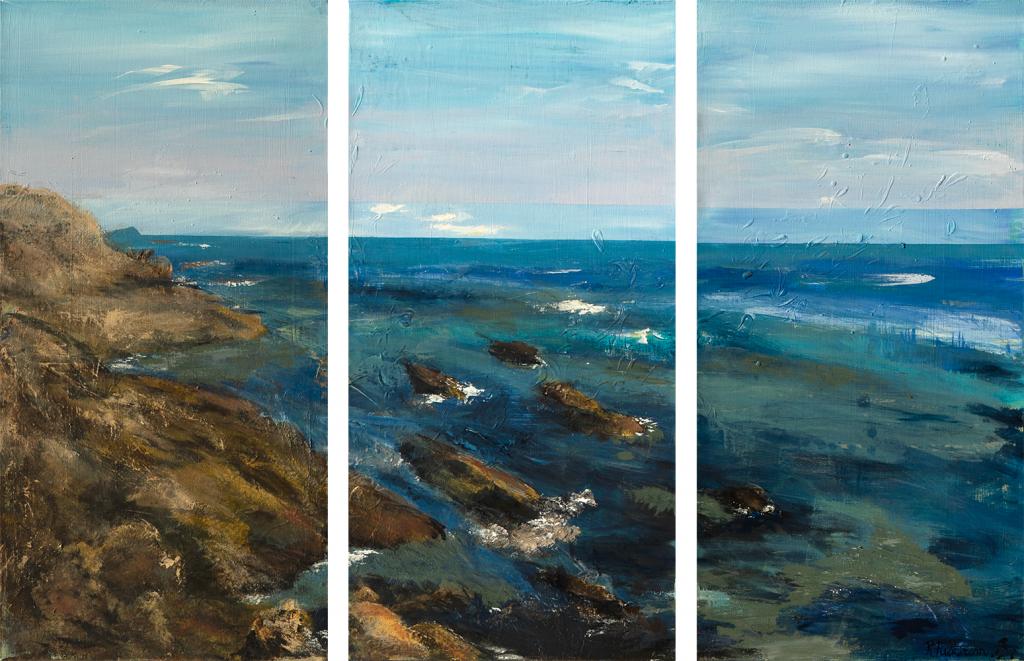 Seaside Sanctuary - Roxanne Fulkerson